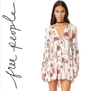 Free People Just the Two Of Us Oversized Tunic